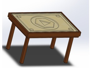 DnD Table for dungeoning and dragoning