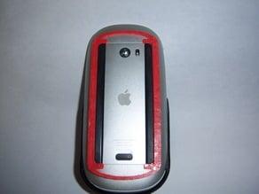 Apple Magic Mouse Skid Fix -  Correct Scale