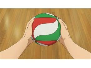 Haikyuu-!! volleyball