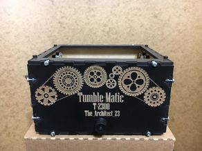 Rotary Parts Tumbler / Ball Mill