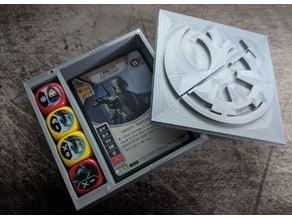 Star Wars Destiny Deck/Dice/Parts boxes
