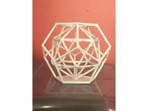 Platonic Solids with Duality