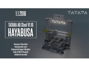Tatara A8 Steel Frame V1.1 Hayabusa - Anet A8 Swap it and more