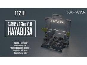 Tatara A8 Steel Frame V1.1 Hayabusa - Anet A8 Swap it and more