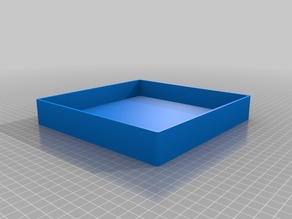 Coin tray for bedroom drawer