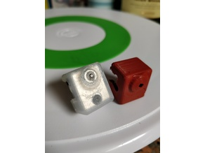 Silicone Sock for E3D Clone Heatblocks