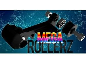 Mega Rollerz - Anycubic i3 Mega spool holder