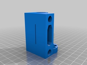 Prusa MK2S X-Carriage Ends