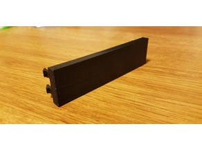 "3.5"" Drive Bay Cover for Antec Solution SLK Series Computer Case"
