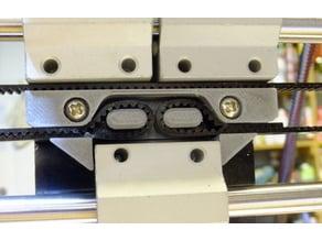 Anet A8 X Belt Anchor / Clamp / Holder