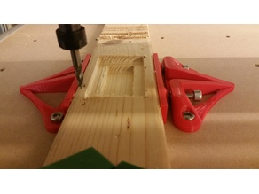 Plank Clamp for CNC