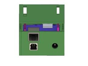 Arduino + Shield Ethernet case