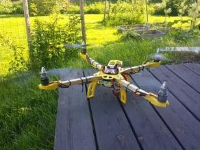 Farlig 550 Modular Quadcopter