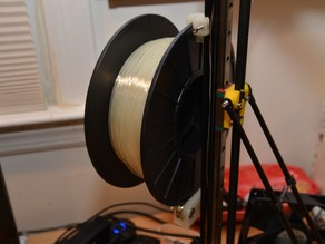 Kossel Spool Holder V2