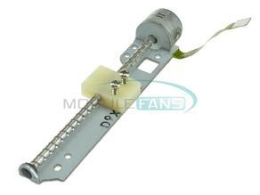B-04E steper motor + screw