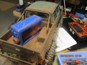 Hobart G261 Welder in 1/10 scale for RC Truck