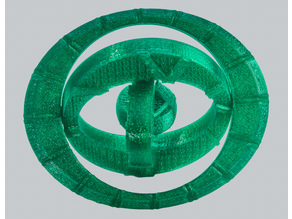 Maker Coin - Eye of Agamotto