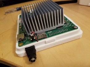Atomic Pi Case for Single Board