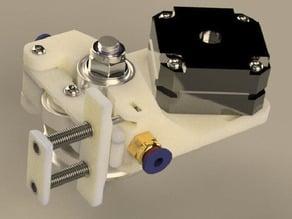 Belted Extruder V2. for 1.75mm Bowden