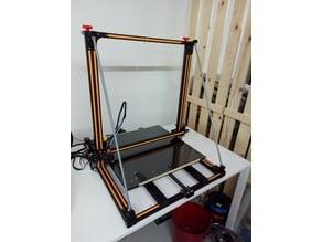 CR 10 Frame Stiffener