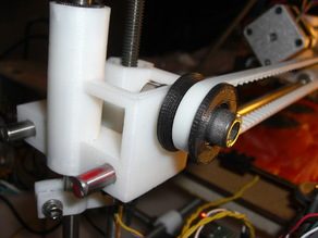 Pimped Prusa Pulley