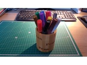 Pen pot