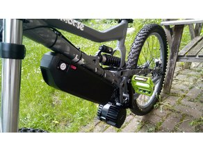 Hailong Battery Shock Absorber (E-Bike)
