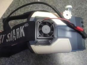 Fatshark Transformer fan mount