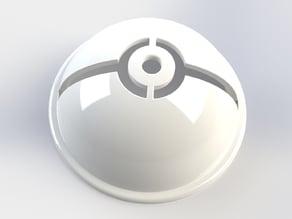 Golf Ball Marker - Pokeball
