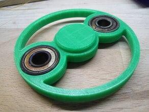 Finger spinner for 6000 bearings