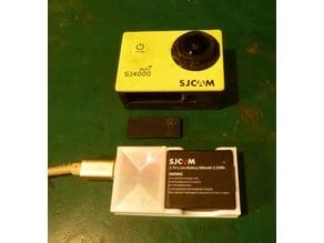 SJCam SJ4000 battery charger