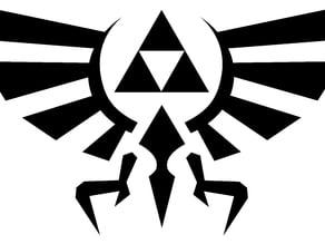 zelda hyrule logo