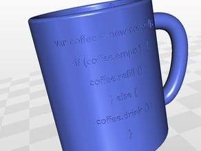 Code Coffee Cup