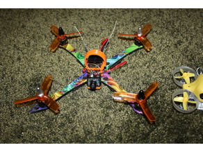 Freestyle Drone 1306