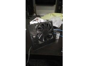 soldering fan