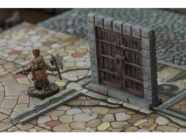 Thingiview. Image Number 15 Of Arcadia Doors ...
