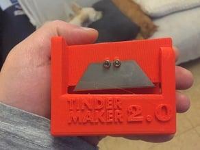 Tinder Maker Version 2.0