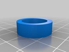 8x16x5 to 8x22x7 ball bearing adapter