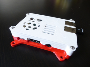 Raspberry Pi 3 - case