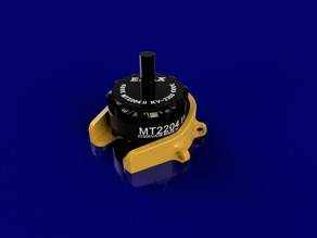 2204 Brushless Motor Protector