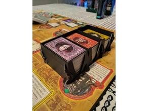 Arkham Horror Fancy Three Card Holder