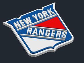 NewYork Rangers - Logo
