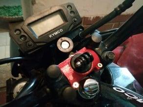 Kymco K-Pipe Phone Holder