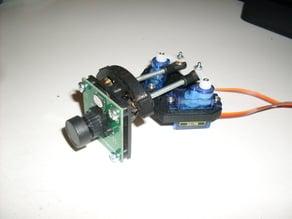 Raspberry Pi Camera Pan tilt