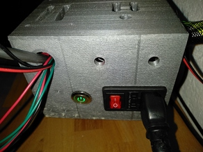 PSU Cover with SSR and PWC