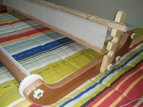 50% printed Loom (Textile mill)