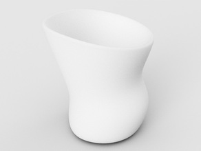 Abstract Cup