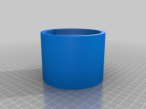 Storage box 3d connexion Space Navigator! Fully 3d printable without support!!