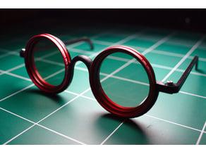 Polarized filter (fader) - Sunglasses