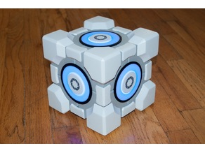 Portal 2 Weighted Storage Cube